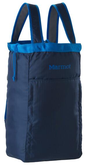 Marmot Urban Hauler 36L Large Bag Vintage Navy/Cobalt Blue